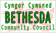 logo for Bethesda town council