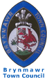 logo for Brynmawr town council