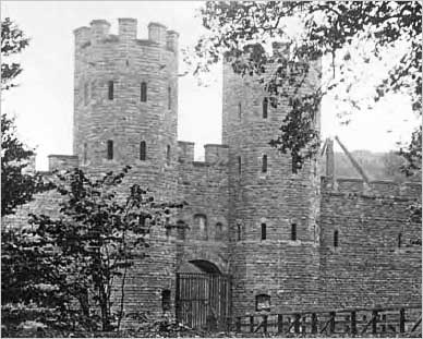 Photo of North Gate with high towers