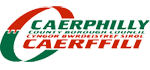 Caerphilly County Borough County logo