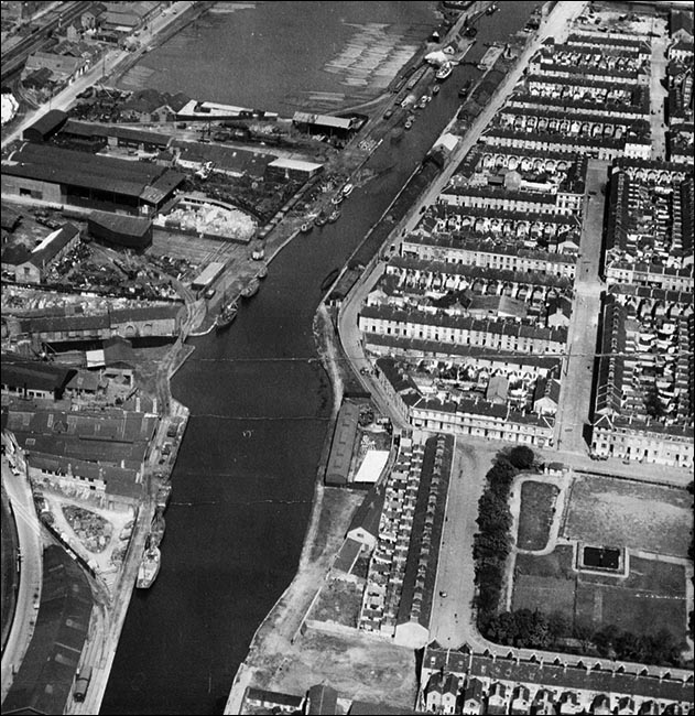 cardiff_canal_aerial_view