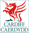 Logo for Cardiff Council
