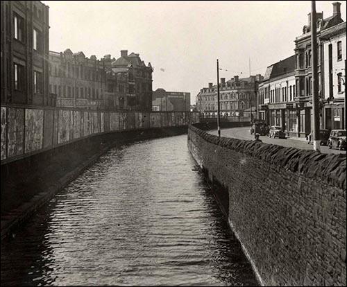 Glamorganshire canal