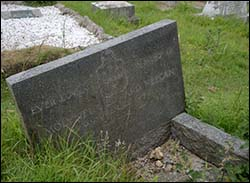 Grave of Mary Edith Nepean