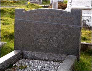 Grave of David Cynddelw Williams