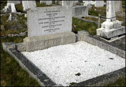 Grave of Jess Yates