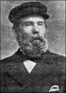 Photo of Captain John Parry