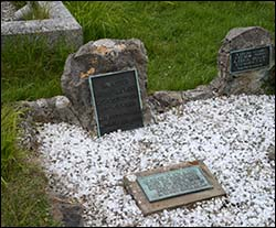 Grave of Walter Beaumont