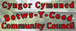 Badge for Bwtys-y-Coed community council