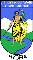 logo of Llandrindod Wells town council