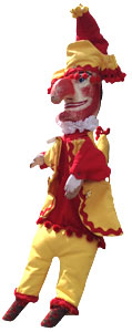 photo of Mr Punch puppet