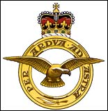 Image of the RAF insignia
