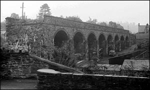 Photo of Brecon railway viaduct