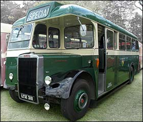 Photo of Caerphilly UDC bus