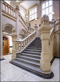 Staircase at General Offices