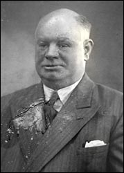 Photo of Swansea Labour Club president WJ Herbert