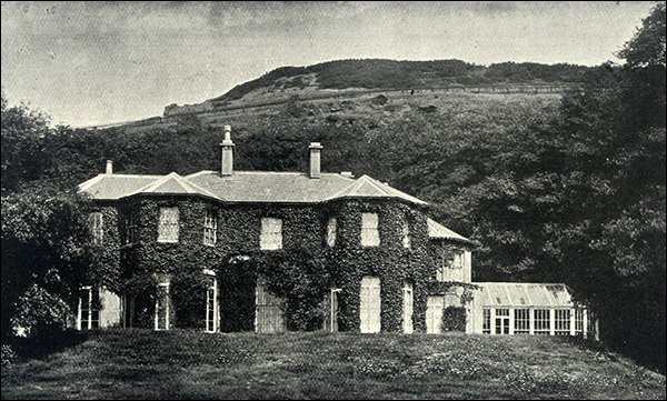 Photo of Maesteg House, on Kilvey Hill