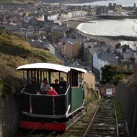 Photo of Aberystwyth Cliff Railway