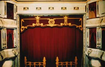 image of grand theatre stage