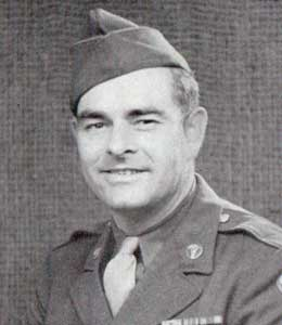 Photo of Sgt Harry Baker