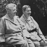 Photo of Gamwell sisters in 1964