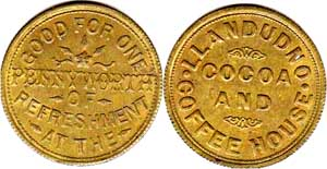 Photo of cocoa house token