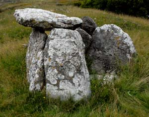 photo of great orme cromlech