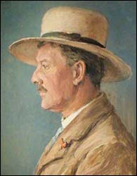 Painting of Francis Chardon