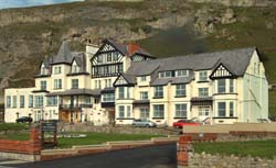 Photo of Penmorfa Hotel in 2004