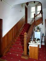 Photo of Penmorfa staircase