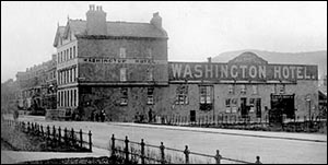 Photo of original Washington Hotel, Llandudno