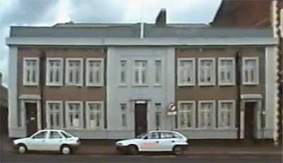 Photo of old Neath Police Station