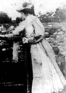 Photo of Violet Charlesworth