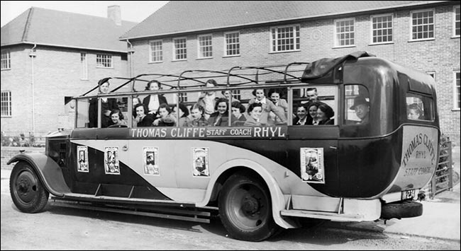 Photo of Thomas Cliffe staff coach