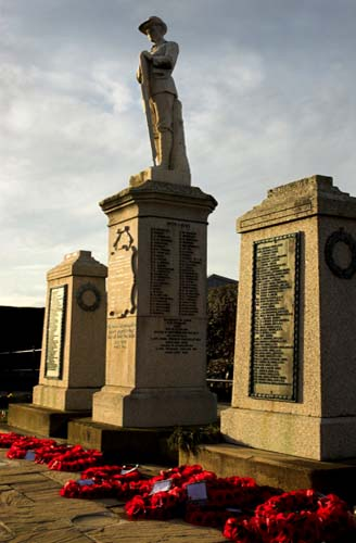Photo of Rhyl War memorial