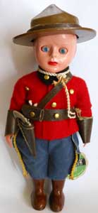 photo of rogark doll