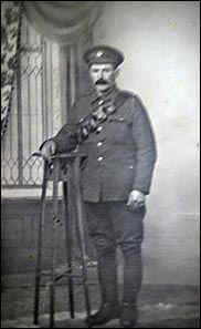 Photo of Private Richard Evans