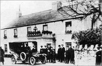old photo of The Plough